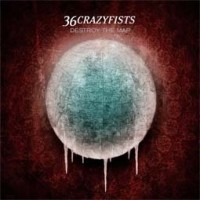 Purchase 36 Crazyfists - Destroy The Map (CDS)