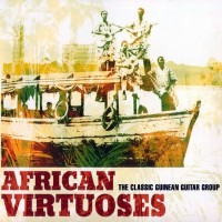 Purchase African Virtuoses - The Classic Guinean Guitar Group