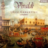 Purchase Antonio Vivaldi - Oboe Concertos (Complete) CD3