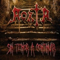 Purchase Aorta - Sin Temor A Continuar