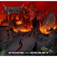 Purchase Bonded By Blood - Feed The Beast CD1
