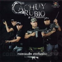 Purchase Cachuy Rubio Y Sus Compas - Comando Exclusivo