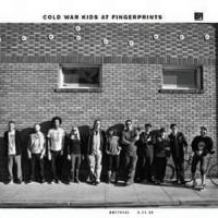 Purchase Cold War Kids - At Fingerprints
