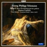 Purchase Georg Philipp Telemann - Passion Cantatas