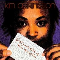 Purchase Kim Arrington - First Love Note Of Kim Arrington