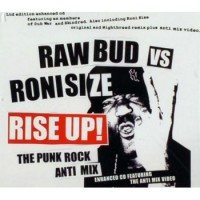 Purchase Raw Bud vs Roni Size - Rise Up! (CDM)