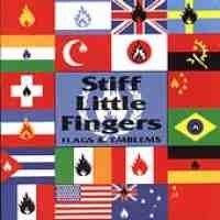 Purchase Stiff Little Fingers - Flags & Emblems