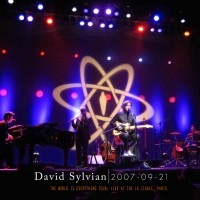 Purchase David Sylvian - 20070921 - La Cigale - Paris [Brokensky]