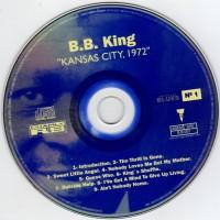 Purchase B.B. King - Kansas City, 1972