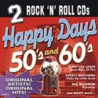 Purchase VA - Happy Days 50's And 60's (Disc 1) CD1