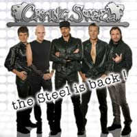 Purchase Crying Steel - The Steel Is Back