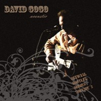 Purchase David Gogo - Acoustic Official Bootleg Series