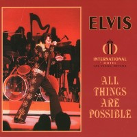 Purchase Elvis Presley - All Things Are Possible