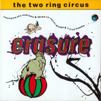 Purchase Erasure - The Two Ring Circus