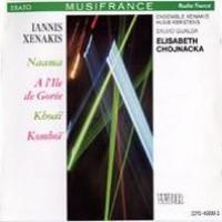 Purchase Iannis Xenakis - Ensemble InterContemporain CD2