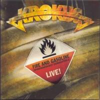 Purchase Krokus - Fire & Gasoline (Live) CD1