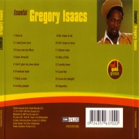 Purchase Gregory Isaacs - Essential