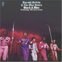 Purchase Harold Melvin & The Blue Notes - Black & Blue