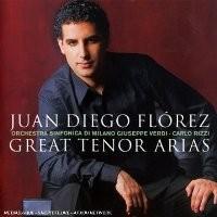 Purchase Juan Diego Florez - Great Tenor Arias
