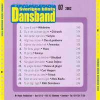 Purchase VA - Sveriges Bästa Dansband - 2002 cd 7