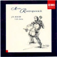 Purchase Mstislav Rostropovich - J.S. Bach: Cello-Suiten 1,4,5