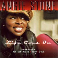 Purchase Angie Stone - Life Goes O n