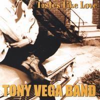 Purchase The Tony Vega Band - Tastes Like Love