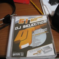 Purchase VA - DJ Selection 151 (Elektro Beat Shock 6)
