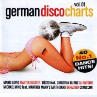 Purchase VA - German Disco Charts CD1