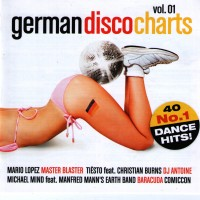 Purchase VA - German Disco Charts CD2