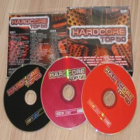 Purchase VA - Hardcore Top 50 CD3