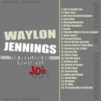 Purchase Waylon Jennings - The Restless Kid-Live at JD's