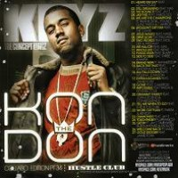 Purchase Kanye West - DJ Keyz & Kanye West - Kon The Don