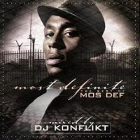 Purchase Mos Def - DJ Konflikt - The Best Of Mos Def