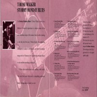 Purchase T-Bone Walker - Stormy Monday Blues