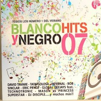Purchase VA - Blanco Y Negro Hits 07 CD1