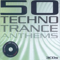 Purchase VA - 50 Techno Trance Anthems CD2