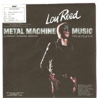Purchase Lou Reed - Metal Machine Music