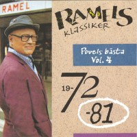 Purchase Povel Ramel - Ramels klassiker Vol.4 1972-1981