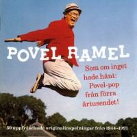 Purchase Povel Ramel - Som om inget hade hänt