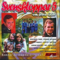 Purchase Svensktoppar 5 - Svensktoppar 5