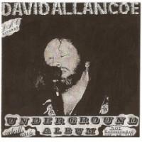 Purchase David Allan Coe - Underground Album