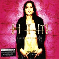 Purchase HIM - Razorblade Romance