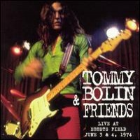 Purchase Tommy Bolin - Live 74'