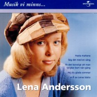 Purchase Lena Andersson - Musik Vi Minns
