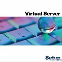Purchase Virtual Server - Setup CD1