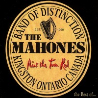 Purchase The Mahones - Paint the Town Red