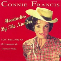 Purchase Connie Francis - Heartaches By The Number
