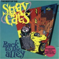 Purchase Stray Cats - Back to the alley