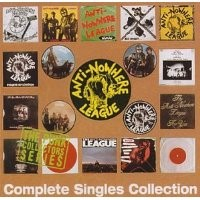 Purchase Anti-Nowhere League - Complete Singles Collection
